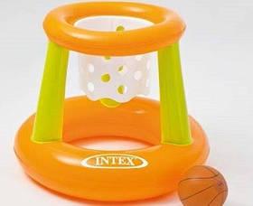 Комплект для игры в баскетбол 67Х55 см, мяч с корзиной от 3 лет SKL11-249649