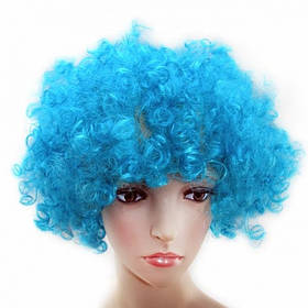 Перука Клоуна блакитний SKL32-203771