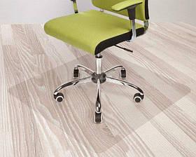 Захисний підлоговий килимок Oscar Ультра 1,5 мм 1250х2000 мм прозорий SKL54-240922