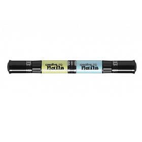 Дитячий лак-олівець для нігтів Malinos Creative Nails на водній основі 2 кольори Зелений і Блакитний SKL17-223447
