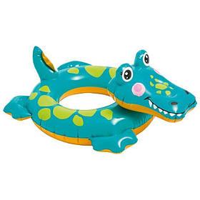 Дитячий надувний круг для плавання Intex SKL11-250409