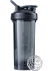 Спортивна пляшка-шейкер BlenderBottle Pro28 Tritan 820ml Black SKL24-144913