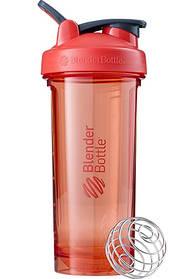 Спортивна пляшка-шейкер BlenderBottle Pro28 Tritan 820ml Coral SKL24-144914