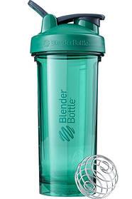 Спортивна пляшка-шейкер BlenderBottle Pro28 Tritan 820ml Green SKL24-144916