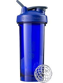 Спортивна пляшка-шейкер BlenderBottle Pro28 Tritan 820ml Ultramarine SKL24-144917