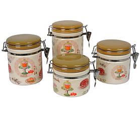 Набір банок для сипких продуктів Cupcake SKL11-209697