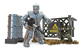Конструктор Термінатор Т-1000, 33 деталі - Terminator, Genisys, T-1000, Mega Bloks SKL14-143539