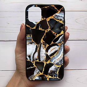 Чехол Mood для iPhone 11 Pro Max с рисунком Мрамор SKL68-288741