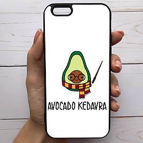 Чехол Mood для iPhone 6 Plus/6s Plus с рисунком Avocado Kedavra SKL68-285499