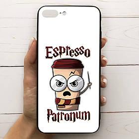 Чехол Mood для iPhone 7 Plus/8 Plus с рисунком Espresso Patronum SKL68-285207