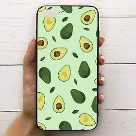 Чехол Mood для iPhone 7 Plus/8 Plus с рисунком Авокадо SKL68-287308
