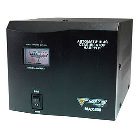 Стабілізатор напруги Forte MAX-1000VA SKL11-236658