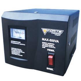 Стабілізатор напруги Forte MAX-500VA SKL11-236657