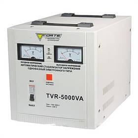 Стабилизатор напряжения Forte TVR-5000VA SKL11-236664