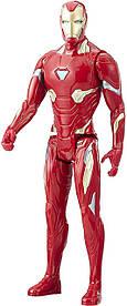 Іграшка-фігурка Hasbro Залізна Людина, Марвел, 30 см Iron Man, Marvel, Titan Hero Series SKL14-261008