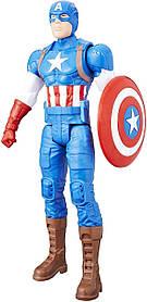 Іграшка-фігурка Hasbro, Капітан Америка, Марвел, 30 см Captain America, Marvel, Titan Hero Series SKL14-261019