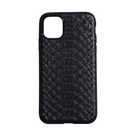 Чохол для телефону Tpu Leather Croco with Magnit for Apple Iphone 11 SKL11-233519