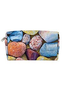 Косметичка DM 0213 Камені морські різнобарвна SKL47-176734