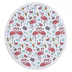 Пляжний килимок Summer Flamingo SKL32-152713