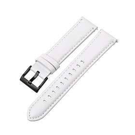 Ремінець для годинника 6 секунд Ziz білий SKL22-142770