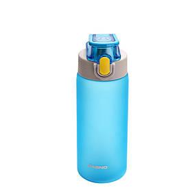 Пляшка для води Casno 550 мл KXN-1225 Блакитна SKL24-277299