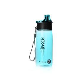 Пляшка для води Casno 580 мл KXN-1179 Блакитна SKL24-277307