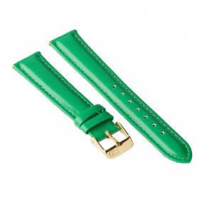 Ремешок для часов Ziz изумрудно-зеленый, золото SKL22-142906