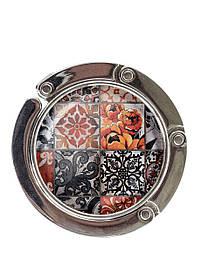 Сумкодержатель DM 01 Східна мозаїка коричневий SKL47-176888