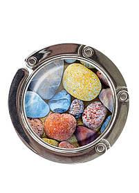 Сумкодержатель DM 01 Камені морські різнобарвний SKL47-176885