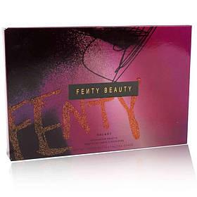 Набор теней в стиле Fenty Beauty с зеркалом FEN2 SKL11-140148