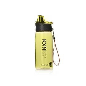 Пляшка для води Casno 580 мл KXN-1179 Зелена SKL24-277308