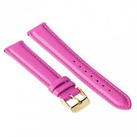 Ремешок для часов Ziz малиново-пурпурный, золото SKL22-228858