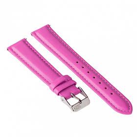 Ремешок для часов Ziz малиново-пурпурный, серебро SKL22-228859