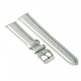 Ремешок для часов Ziz металлик, серебро SKL22-142889