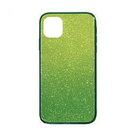Чохол силікон Case Glass Original Tpu Ambre for Apple Iphone 11 Pro Max SKL11-233569