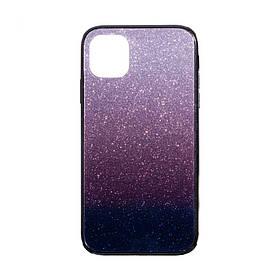 Чохол силікон Case Glass Original Tpu Ambre for Apple Iphone 11 SKL11-233571
