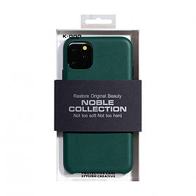 Чохол силікон K-Doo Noble Collection for Apple Iphone 11 Pro Max SKL11-233689