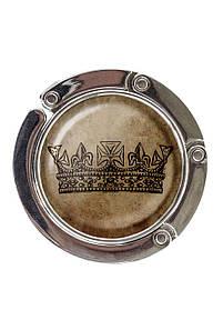 Сумкодержатель DM 01 Королева коричневий SKL47-176877