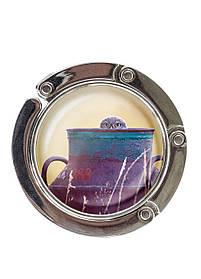 Сумкодержатель DM 01 Сова в глечику різнобарвний SKL47-176881