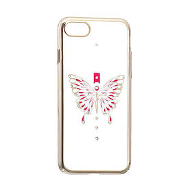 Чохол силікон Simple Beauty Butterfly Series for Apple Iphone 7G SKL11-234746