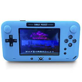 Ретро ігрова консоль Slim Station портативна SKL48-238155