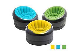 Надувне крісло Empire 112х109х69 см, 3 кольори, ціна за 1 шт SKL11-250332
