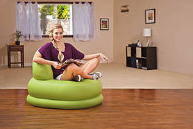 Надувне крісло Mode Chair, 84Х99Х76 см, 3 кольори, ціна за 1 шт SKL11-250336