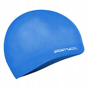 Шапочка для плавания SportVida SV-DN0018 Blue SKL41-227792