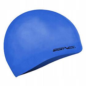 Шапочка для плавания детская SportVida SV-DN0019JR Blue SKL41-227797