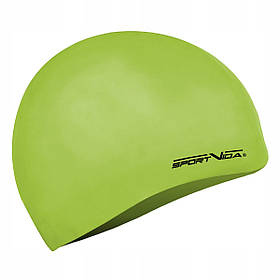 Шапочка для плавання дитяча SportVida SV-DN0019JR Lemon SKL41-227794