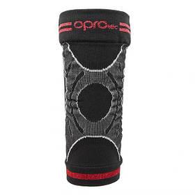 Наколенник спортивный OPROtec Knee Sleeve Черный XL SKL24-238313