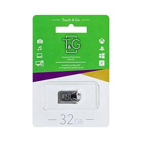 Накопитель Usb Flash Drive T and G 32gb Metal 106 SKL11-232601