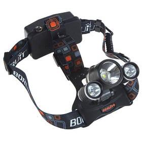 Налобный фонарь Boruit RJ3000 SKL11-187075
