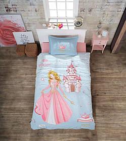 Подростковое постельное белье Aran Clasy Crown 160x220 SKL53-239718